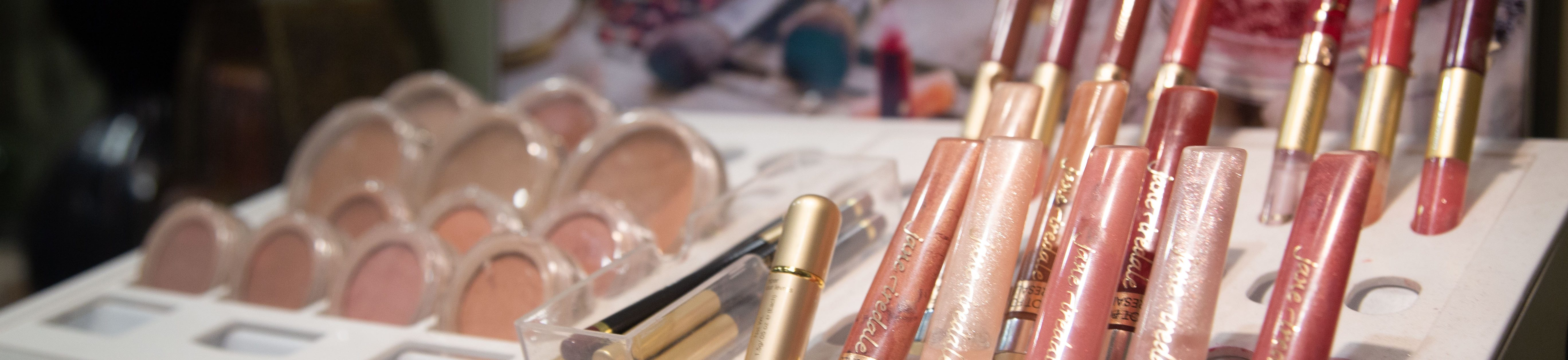 Makeup Services Jane Iredale Lemongrass Day Spa