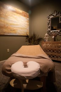 Massage Room Balance Massage Bed Lemongrass Day Spa