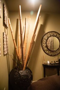 Massage Room Tranquility Lemongrass Day Spa