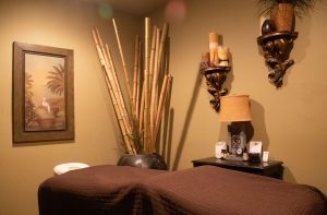 Massage Room Tranquility Massage Bed Lemongrass Day Spa