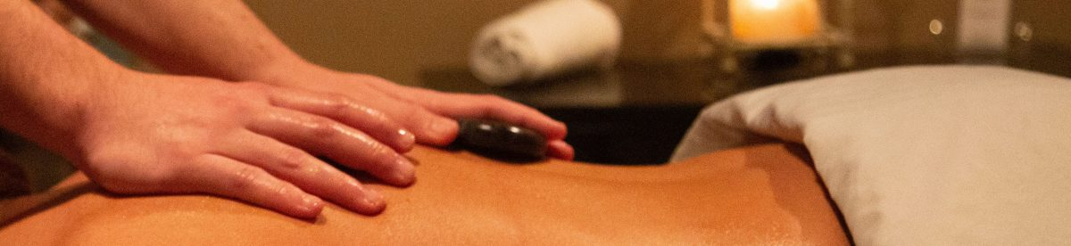 Hot Stone Massage Services Lemongrass Day Spa